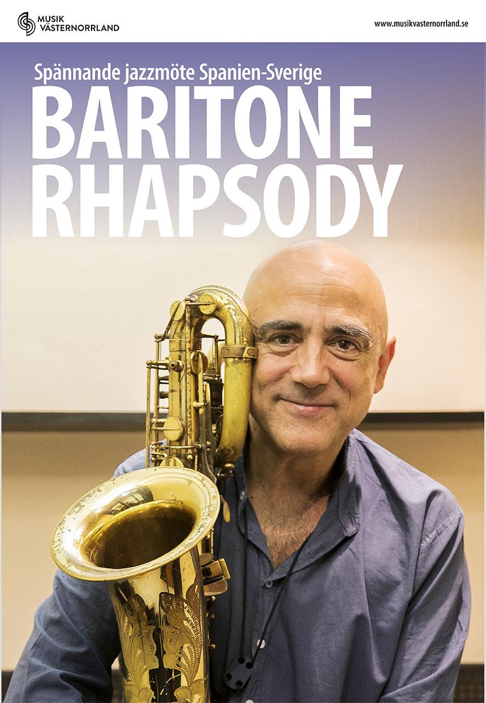 Baritone Rhapsody- Stockholm
