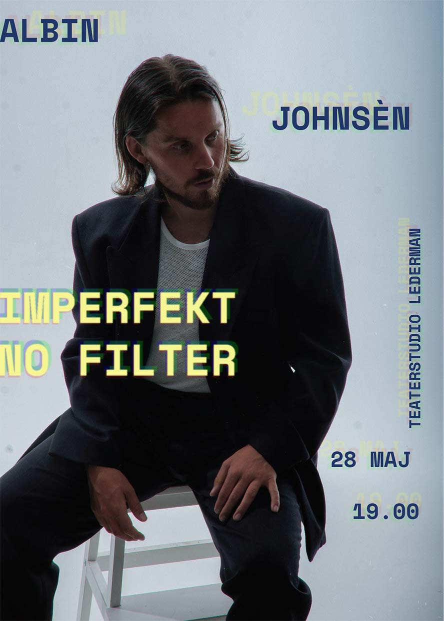 Imperfekt no filter-poster