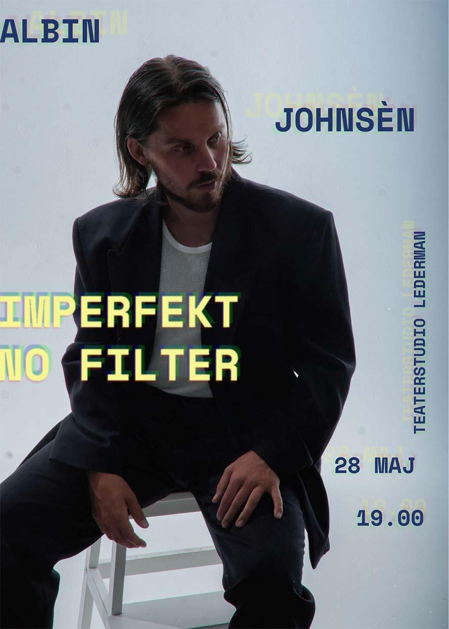 Imperfekt no filter-poster
