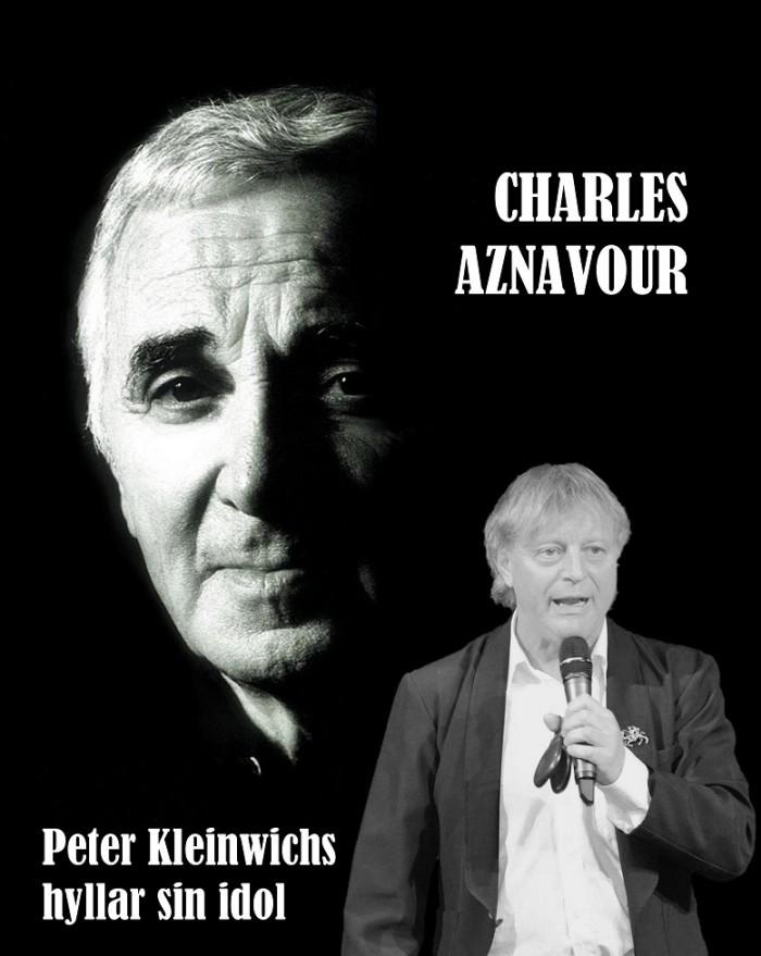 Peter Kleinwich hyllar Aznavour - affisch-page-001 liten