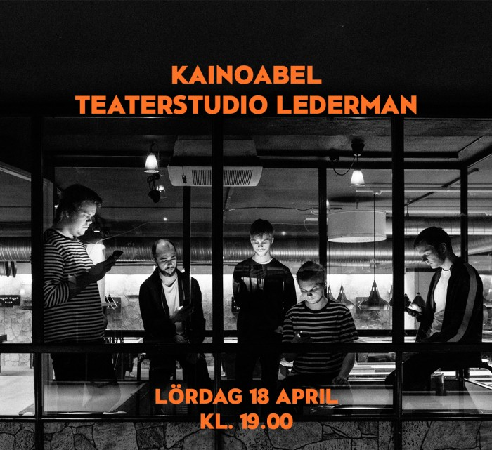 kainoabel-teaterlederman-poster kopiera